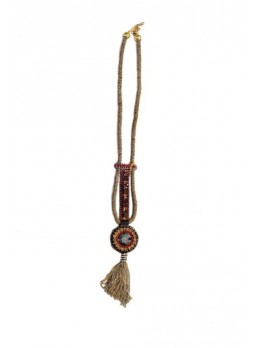 Necklace - UMH N  0218 (Handmade in Mumbai With Love)