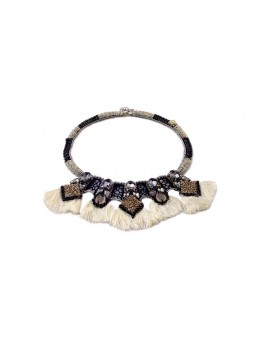 Necklace -UMH-N-0362 (Handmade in Mumbai With Love)